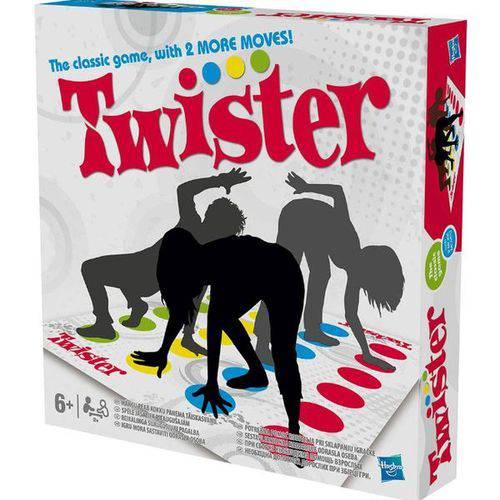 Tudo sobre 'Jogo Twister - Hasbro'