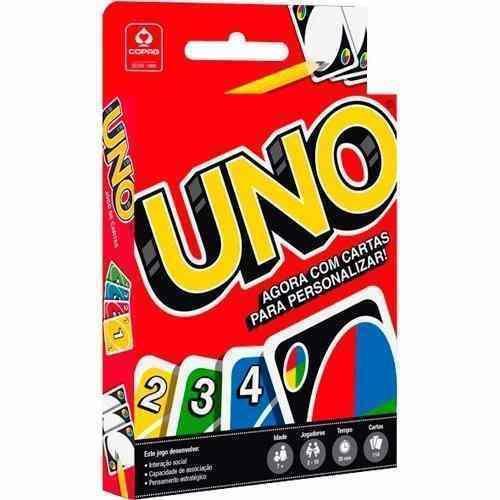 Jogo Uno 98190 - COPAG