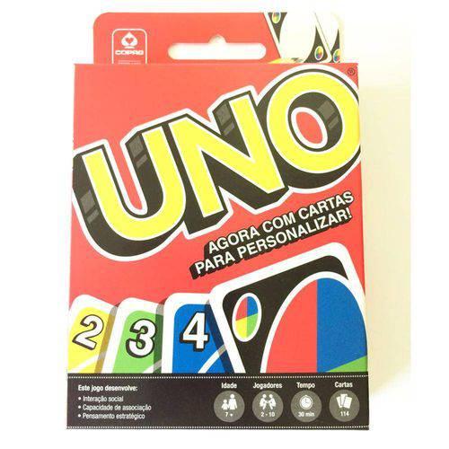 Jogo Uno - Copag