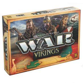 Tudo sobre 'Jogo War Vikings'