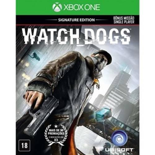 Tudo sobre 'Jogo Watch Dogs Xbox One'