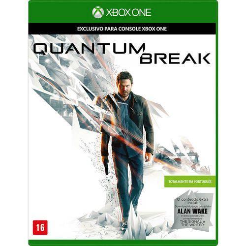Tudo sobre 'Jogo Xbox One Quantum Break'