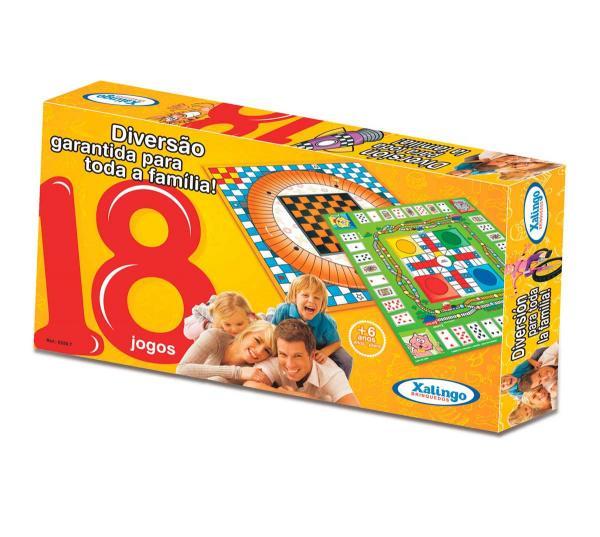 Jogos Educativos - 18 Jogos - Xalingo