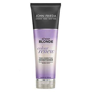 John Frieda Sheer Blonde Color Renew Tone Correcting - Condicionador 250ml