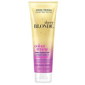 John Frieda Sheer Blonde Colour Renew Tone Correcting - Condicionador