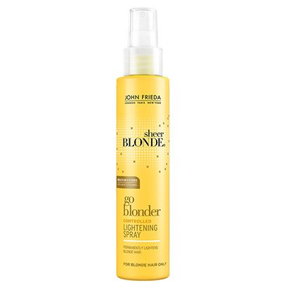 John Frieda Sheer Go Blonder Spray Controlled Lightening 103ml