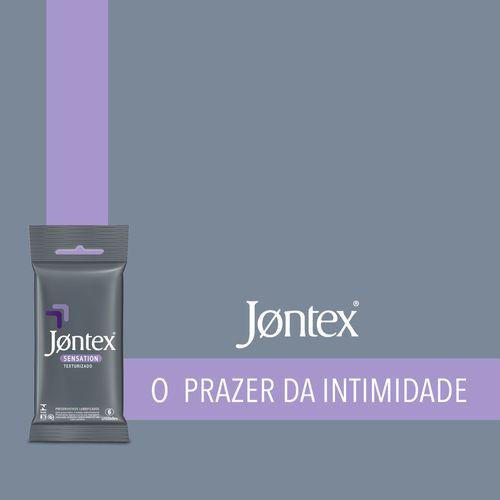 Jontex Preservativo Sensation 6 Unidades
