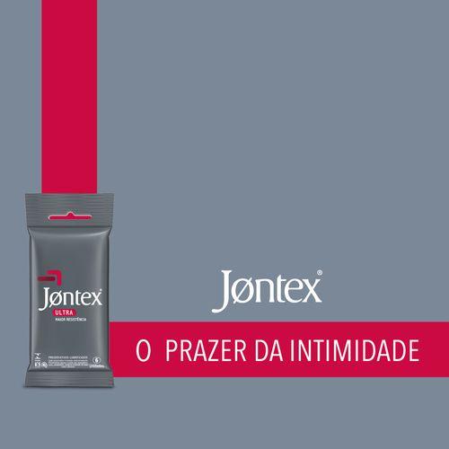 Jontex Preservativo Ultra Resistente 6 Unidades