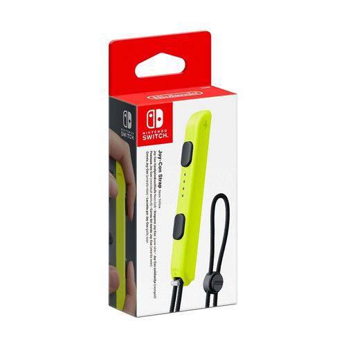 Tudo sobre 'Joy-Con Strap Nintendo Amarelo - Switch'