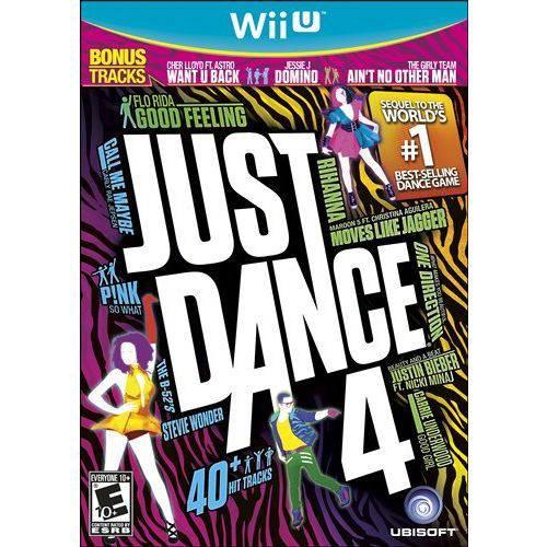 Tudo sobre 'Just Dance 4 - Wii U'