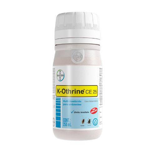 K-Othine CE 25 - 250ml - Inseticida para Moscas e Baratas