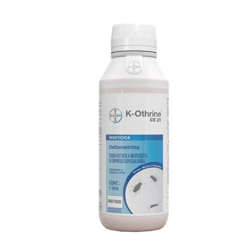 K-OTHRINE CE 25 1 Litro Bayer Inseticida