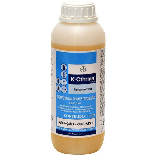 K-othrine Ce25 Barata/mosca/mosquito 1l
