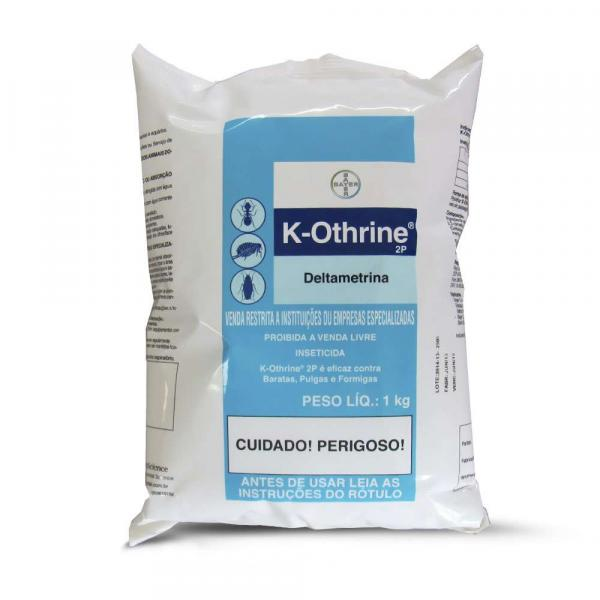 Inseticida K-Othrine 2P Bayer 1 Kg
