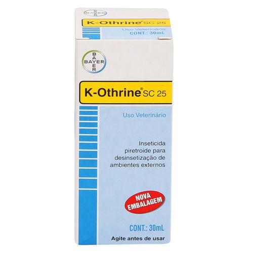 K-othrine Sc 25 Bayer 30ml