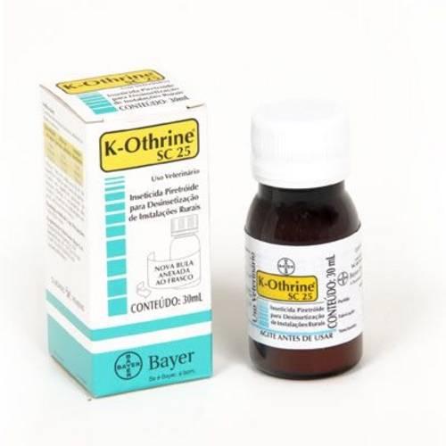 K-Othrine Sc 25 Inseticida 30ml