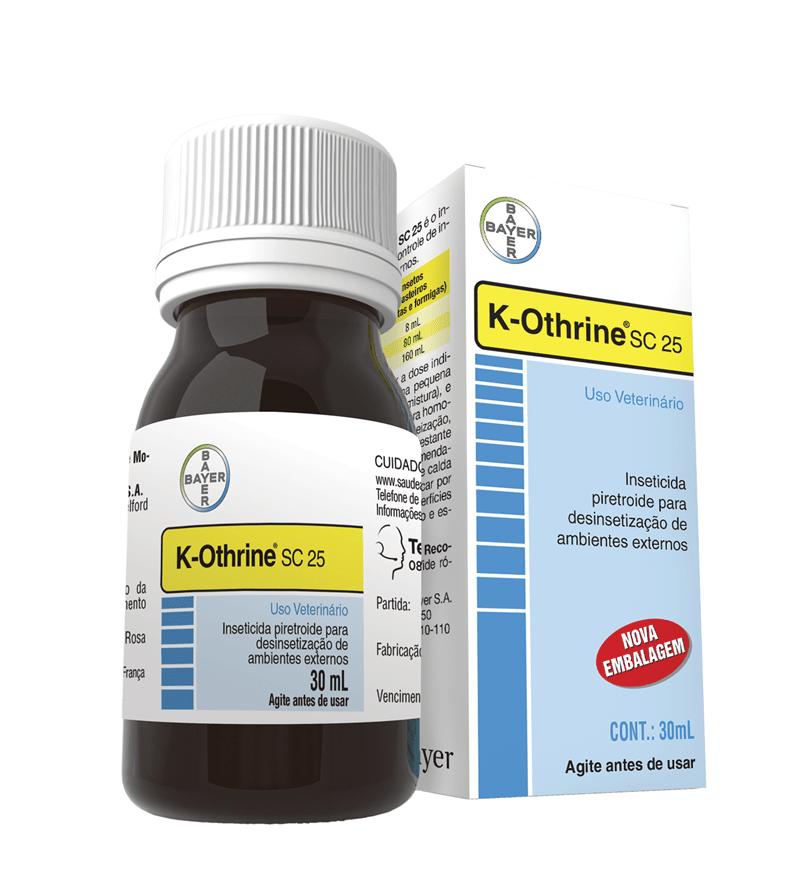 K-Othrine® SC 25 Inseticida 30ml