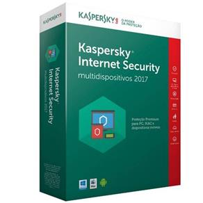 Tudo sobre 'Kaspersky Inte Sec 2018 Mult 3 Dispositivos'