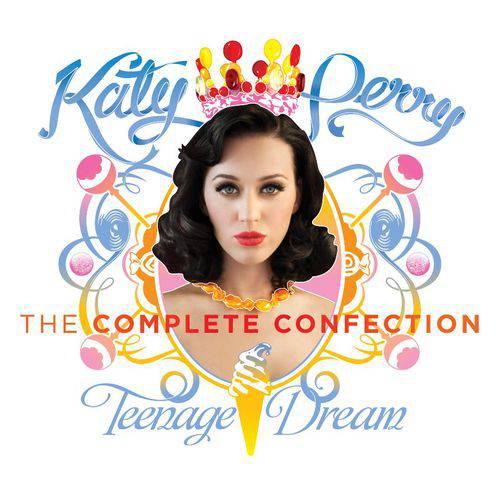 Tudo sobre 'Katy Perry: The Complete Confection - Teenage Dream - CD Pop'