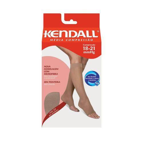 Kendall 1873 Meia 3/4 Média Compressão S/ Ponteira Mel G