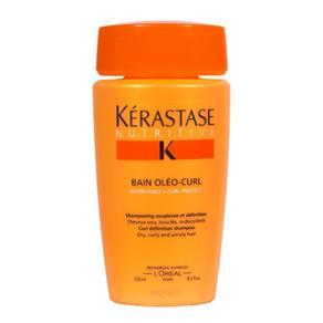 Kérastase Nutritive Bain Oléo-Curl Shampoo - 250 Ml