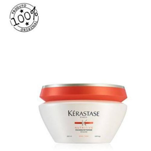 Kerastase Nutritive Masquintense Cabelos Grossos Mascara - 200ml