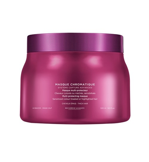Tudo sobre 'Kerastase Reflection Máscara Chromatique Grossos 500GR'
