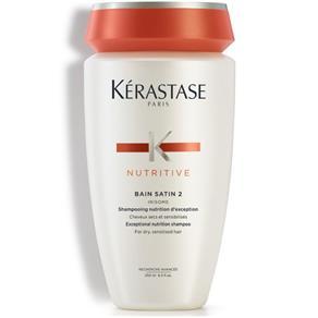 Kerastase Shampoo Nutritive Bain Satin N° 2 250ml