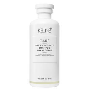 Keune Care Derma Activate Shampoo Fortificante - 300ml