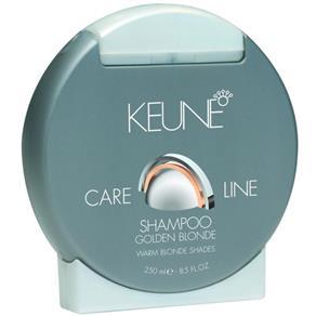 Keune Care Line Golden Blonde Shampoo - 250ml - 250ml