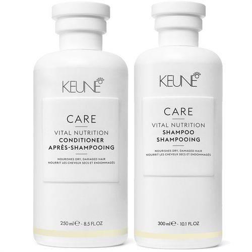 Tudo sobre 'Keune Kit Care Vital Nutrition Duo Pequeno'