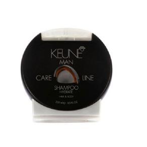 Keune Man Care Line Shampoo Hydrate - 250ml - Preto