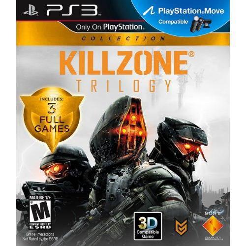 Tudo sobre 'Killzone Trilogy - Ps3'