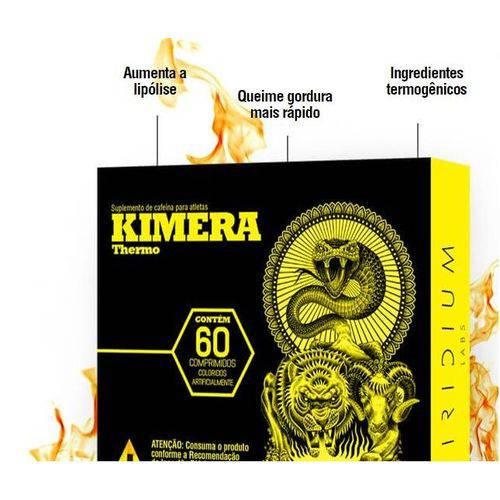 Tudo sobre 'Kimera Thermo (60caps) - Iridium Labs'