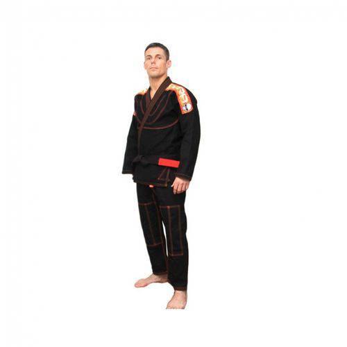 Kimono Jiu Jitsu Kvra Sensei Preto