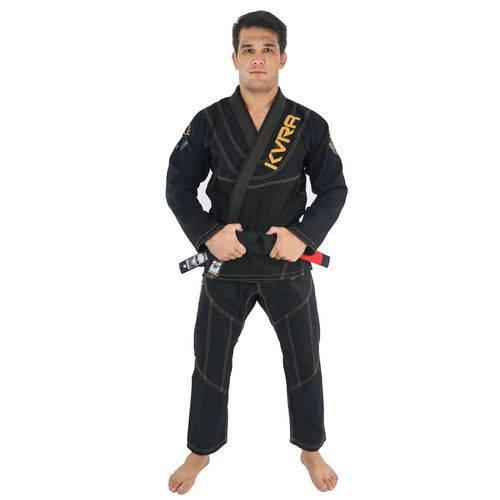 Kimono Jiu Jitsu Kvra Shadow - Preto