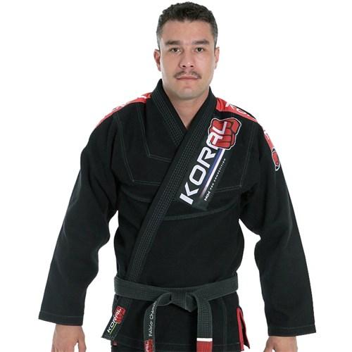 Kimono Jiu-Jitsu MKM Preto
