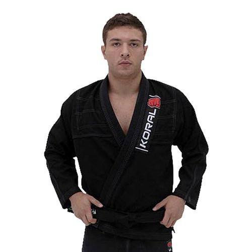 Kimono Jiu-Jitsu One Preto