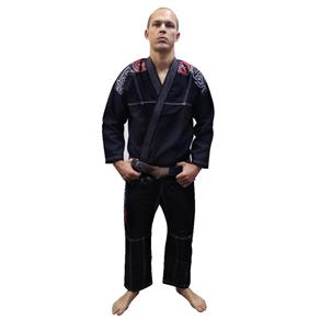Kimono Jiu Jitsu Training - Naja - PRETO
