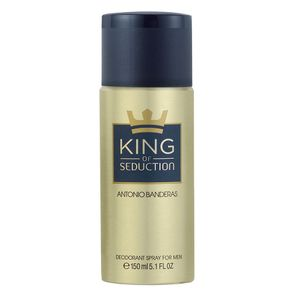King Of Seduction Absolute Desodorant Spray Antonio Banderas - Desodorante 150ml
