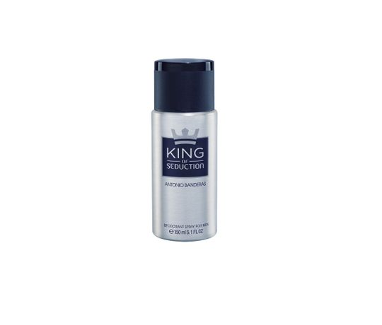 King Of Seduction Antonio Banderas Desodorante Masculino 150 Ml