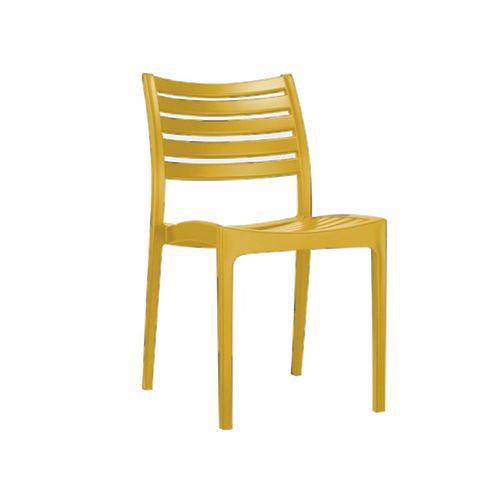 Kit 3 Cadeiras Macela Sem Braço
