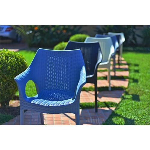 Kit 2 Cadeiras Relic Azul Índigo I´M In