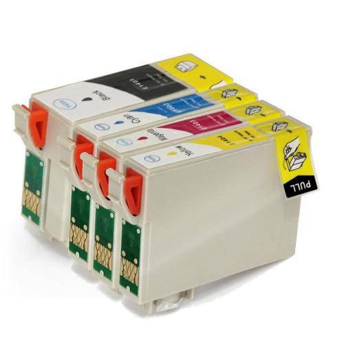 Tudo sobre 'Kit 4 Cartuchos Compatíveis 140 Epson Tx5600 / Tx620'