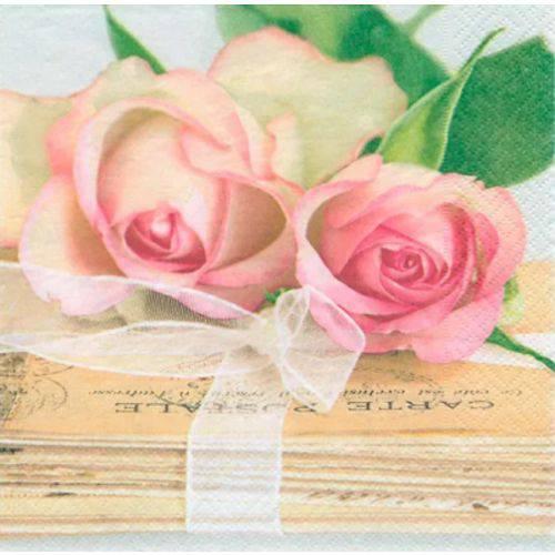Guardanapo Decoração Cartão Postal Gua200535 - Toke e Crie