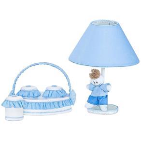 Kit Acessórios 5 Peças Meu Príncipe Azul