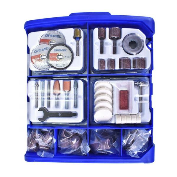 Kit Acessórios Multiuso Profissional Dremel 26150710AK C/ 160 Peças