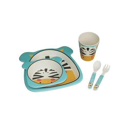 Kit Alimentação com 5 Peças Zebra