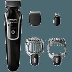 Tudo sobre 'Kit Aparador de Pelos Philips Multigroom QG3339/15 Bateria Recarregável 12W'
