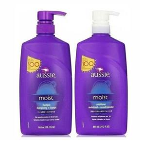 Kit Aussie Shampoo + Condicionador Moist